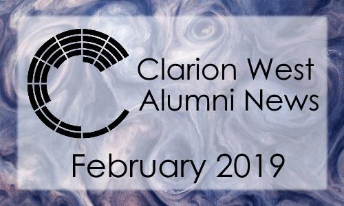 Clarion West Alumni News