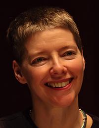 Nicola Griffith by Jennifer Durham